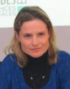 Professor Valérie Gelézeau – ISAB Vice Chair